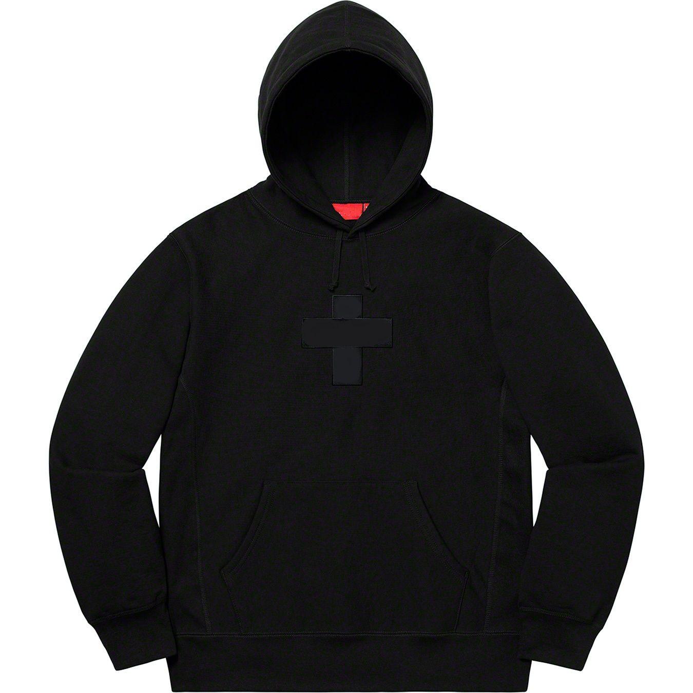 2021 USA Mens Womens Street Hood Hip Hop Sweatshirts 클래식 크로스 편지 자수 EUR 크기 가을 후드