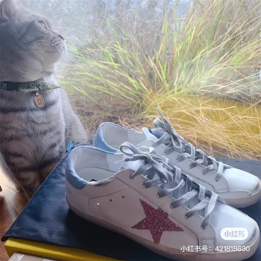 Zapatos de estrellas clásicos de lujo calientes de alta calidad, zapatos de deportes de color rosa blanco zapatos casuales para hombres y mujeres 34-46 # 112 # 234555555555