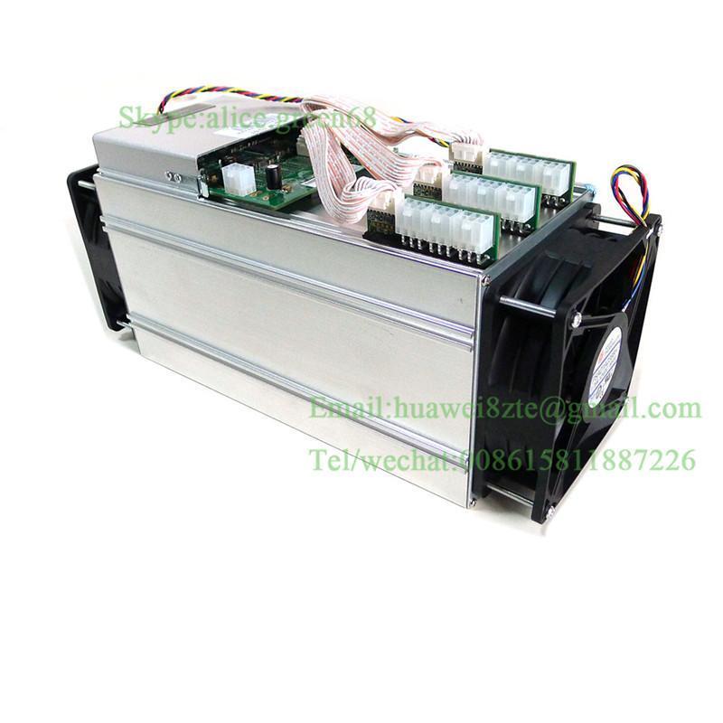 Brand New Bitmail Antminer A3 815G Blake 2B Algoritmo Siacoin Mineração Mineira ASIC Miner 815GH / s
