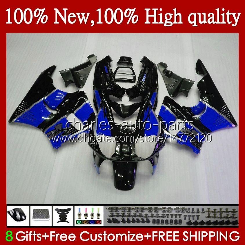 Honda CBR 893RR 900RR 블루 블루 블랙 새로운 CBR900 CBR893 900 893 CC RR 95HC.11 CBR900RR 95HC.11 CBR900RR 1994 1995 1996 1997 CBR893RR 94 95 96 97 페어링