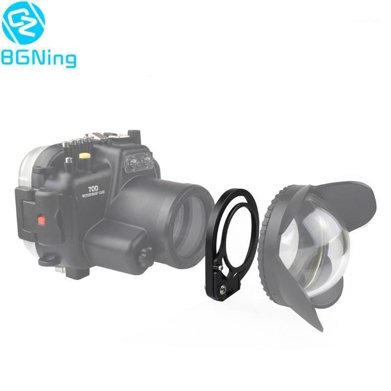 BGNING M67 Тема от 98 до 67 мм объектив Flip адаптер зажим для дайвинга фильтр для подводных водонепроницаемых корпусов корпус 100 мм Фотография1
