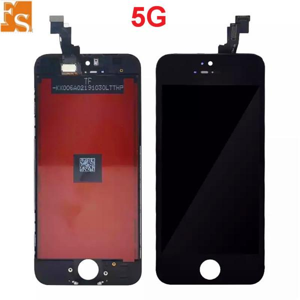 For iPhone 5 LCD 5S 5C SE Repair Part Display Touch Screen Digitizer Assembly Replacement A+++ Grade Premium OEM Quality