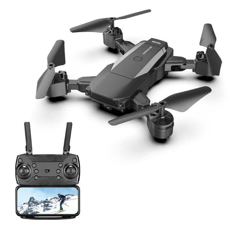 Drone RC Quadcopter Mini Drone Camera 4K HD Dron Foldable Altitude Hold RC Helicopter Selfie Professional Kids Gifts Toys