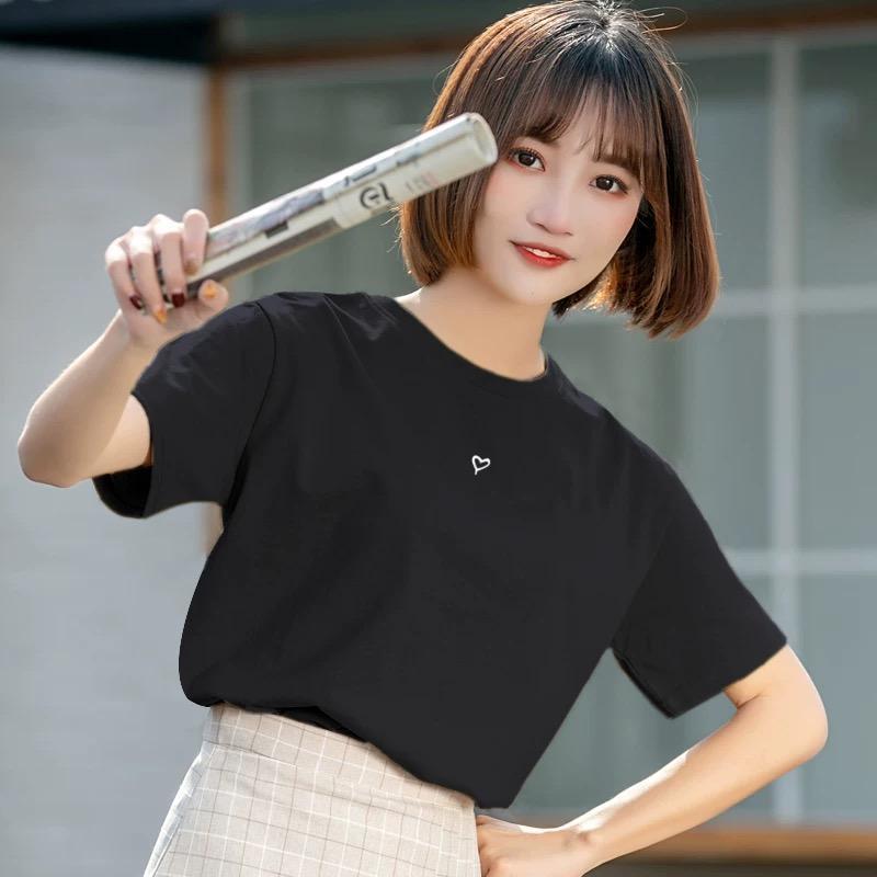 Camiseta de las mujeres Camiseta de las mujeres Top Top Tee Tee Ropa de verano