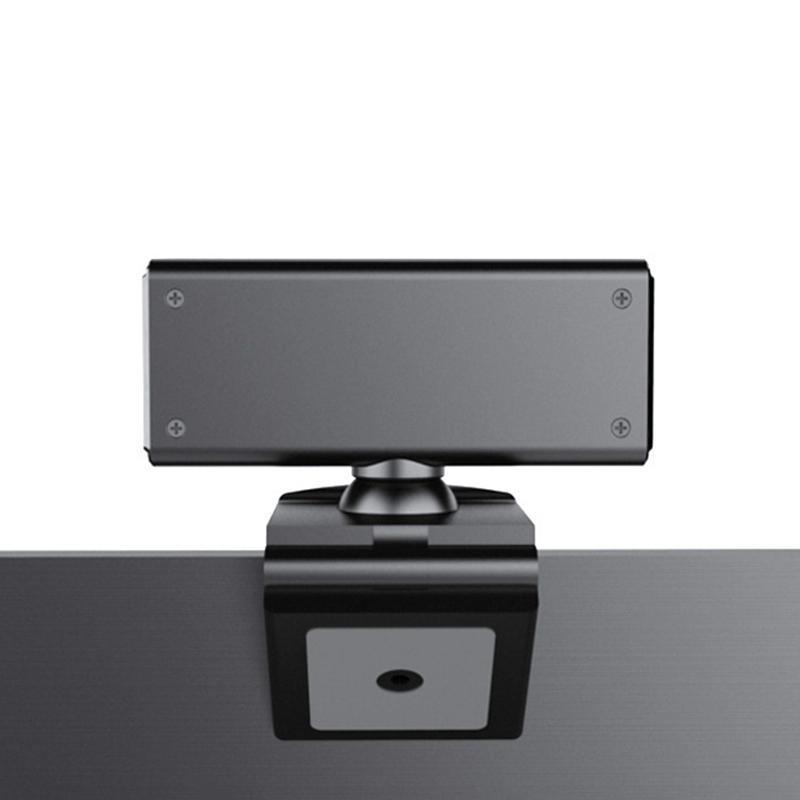 HD 1080P Веб-камера Бесплатный привод USB Встроенный шумоподавление Mic Видео Вызывая Живой потоковой камерой ПК LHB99