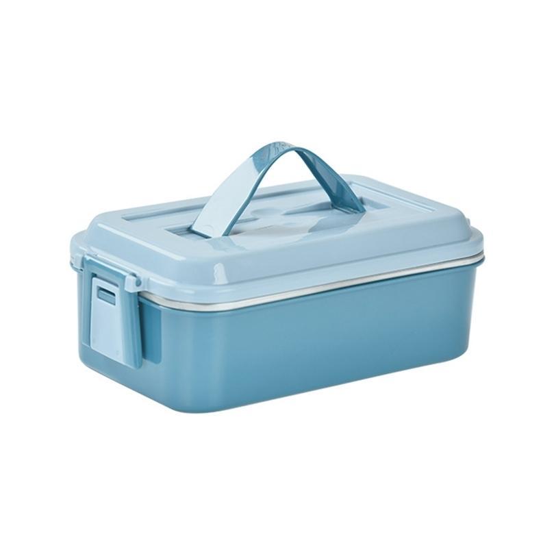 Geekhom Lancheira para crianças com saco Material saudável Microondas Louça de Armazenamento de Alimentos Recipiente Lunchbox Portable Bento Box 201210