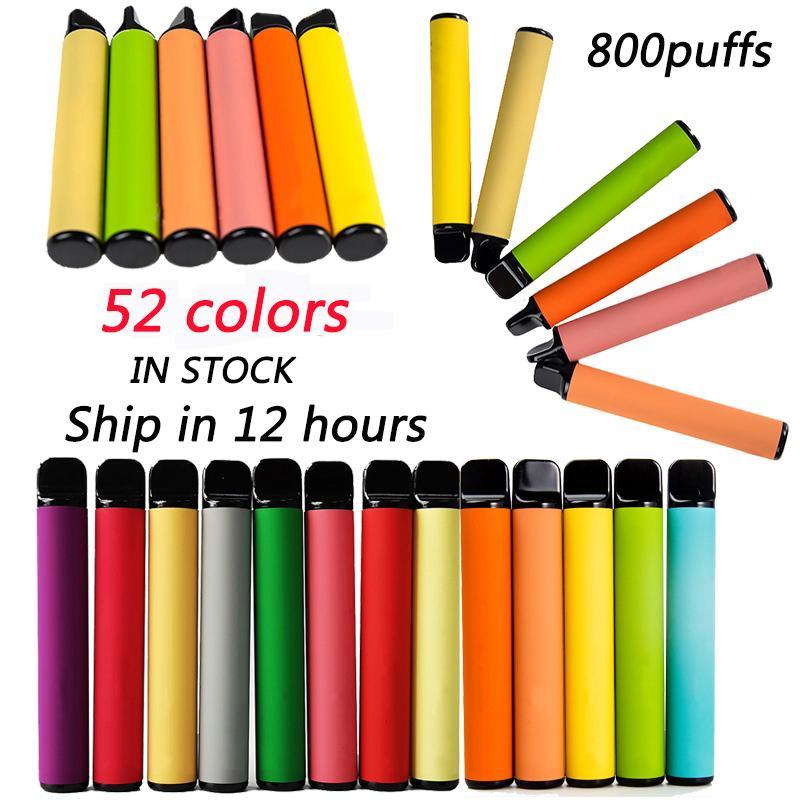 Mais dispositivo de canotas de canetas de vias descartáveis com código de segurança vazio e cigarros kits 3.2ml pod 550mah vape canetas 800puffs