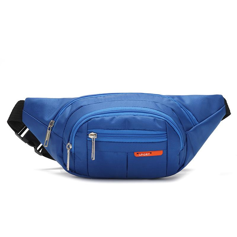 Multi-function outdoor sports Waist Bags mens travel mountaineering Messenger bag womens resistant doing business Waist Bags wear resisting