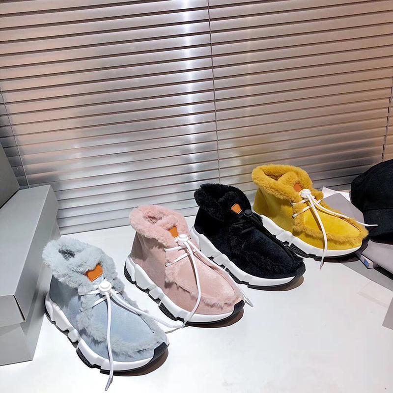 Австралийские женские зимние снежные ботинки с высоким качеством лошадиных волос на шнуровке моды мужские горнолыжные рождественские подарки сохраняют теплые ботинки