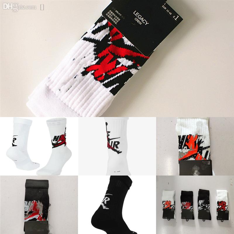 HE1RH Herbst- und Wintersocke, Socken, Handtücher, Socken, Männer Basketball dickere Socken Elite-kämmte Baumwolle
