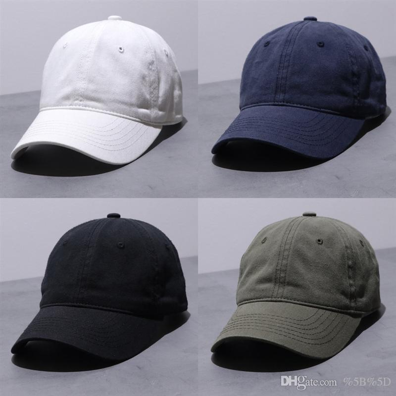 Y1Q Top Quality Popular Ball Caps Canvas Tempo libero Cappello da baseball Cappello da baseball Fashion Sun Strapback Hat Outdoor Sport Uomini Donne per Berretto da baseball