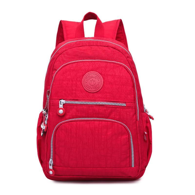 Female Women School Backpack for Teenage Girls Mochila Feminina Laptop Bagpacks Travel Bags Casual Sac A Dos Q1113