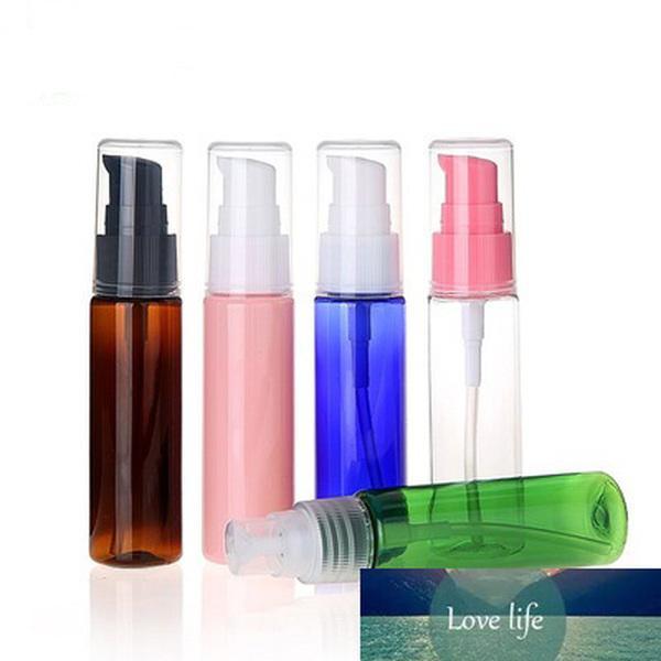 par DHL 1000PCS / lot 30 ml de bouteille d'émulsion en plastique de bouteille d'émulsion de bitume émulsion de bitume