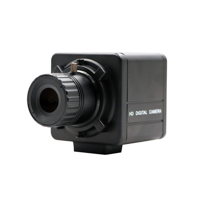 Conférence d'enseignement vidéo en direct 5MP haute vitesse 30FPS 2592x1944 SONY IMX335 Webcam CS Focus Focus UVC Plug Play Play UVC Caméra USB