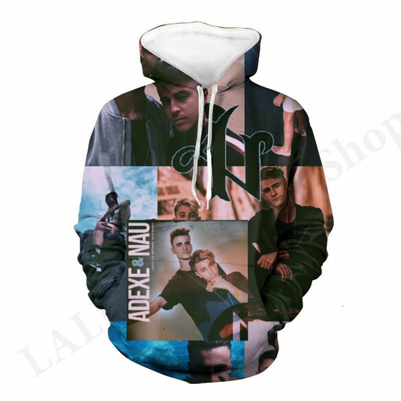 Adeexe Nau Modo 3D Troncos de los hombres 3D Hacemos creativos Casual Sudadera Funny Sweatshirt Masculino Streetwear PLUS TAMAÑO S-6XL Al por mayor