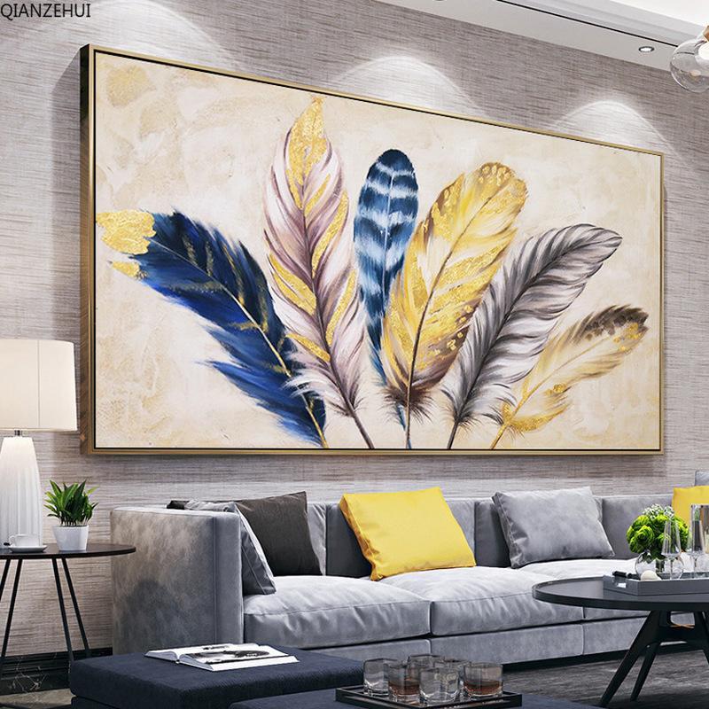 QianZehui, DIY 5D Elmas Nakış, Yuvarlak Elmas Amerikan Tarzı Tüy Atmosfer Rhinestone Tam Elmas Boyama C1123