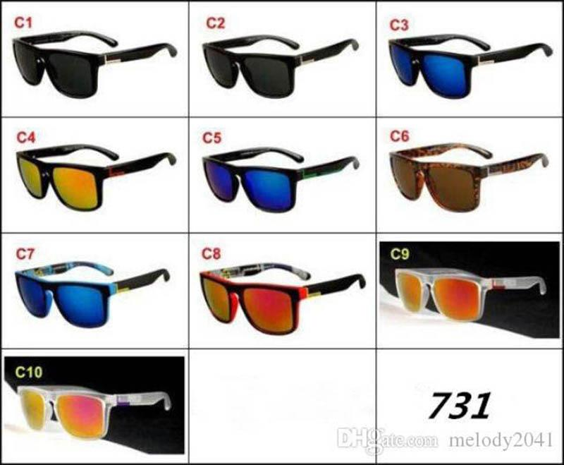 Hot Sale Amazing Colorful Printing Sports Sunglasses For Men And Women UV400 Mercury Lenses Quick Design Sun Glasses Outdoor Driving Eyewear