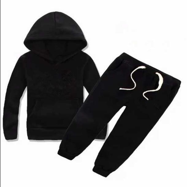 Nuovo classico Logo Logo Designer T-Shirt Pantaloni Pantaloni Cappotto Cappotto Jacekt Fashedle Maglione Olde Suit Bambini Fashion Bambini 2pcs in cotone set di abbigliamento in cotone
