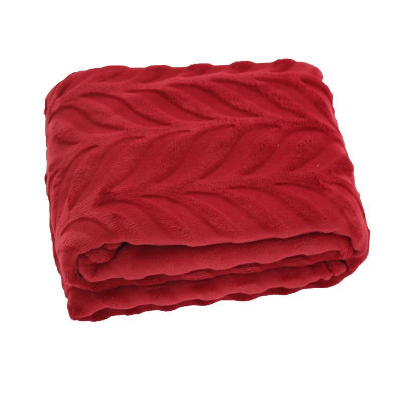 Casa têxtil flanela cobertor na cama 180x230cm corte de flores padrão jogar sofá cobertor viagem soneca macia capa dropship