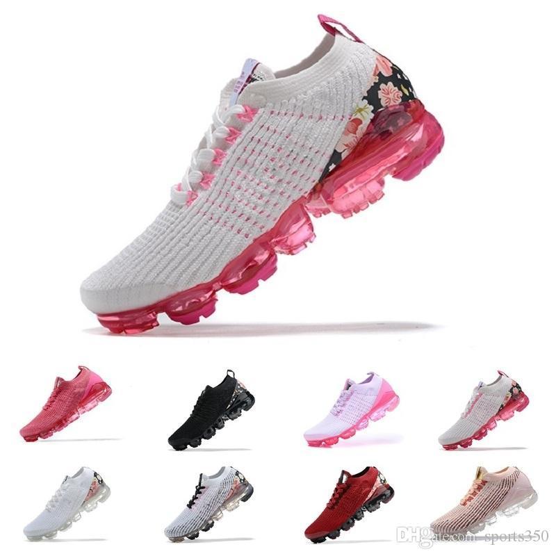 2019 Вязать 2,0 Fly 1.0 Открытой обувь Женщины BHM Red Orbit Metallic Gold Тройных Черные Розовые обуви Кроссовки Кроссовки 36-39
