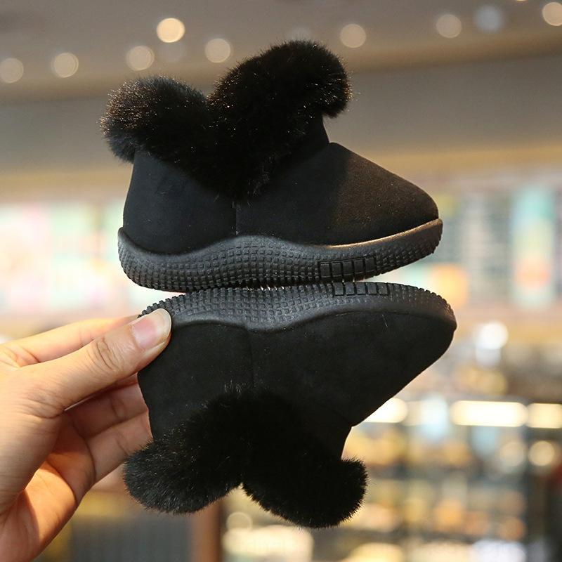 NG7e Girl Australia Bow-Knot Womens Kids Bambini classici Tall Semi SneakersSWGGS Bow Children 2020 stivaletti invernali innevamento in pelle R9L2 #