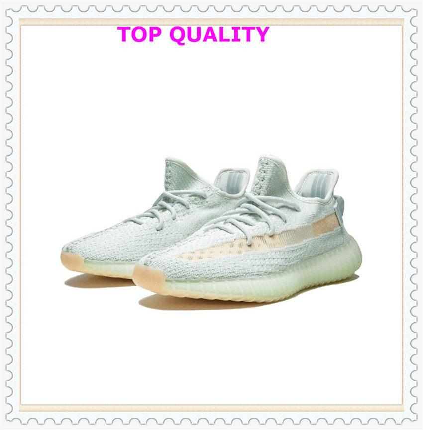 Scarpe sportive da donna da uomo 2021 Kanye west scarpe da corsa moda moda all'ingrosso luce riflettente casual sneakers casual multi scarpa taglia 36-48 donna