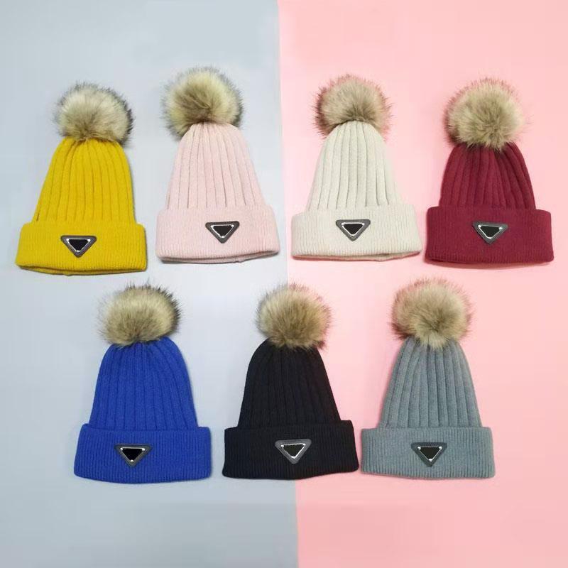 Moda Kasketler Marka Erkekler Sonbahar Kış Şapkalar Spor Örgü Şapka Kalınlaşmak Sıcak Rahat Açık Caps Çift Taraflı Bere Kafatası