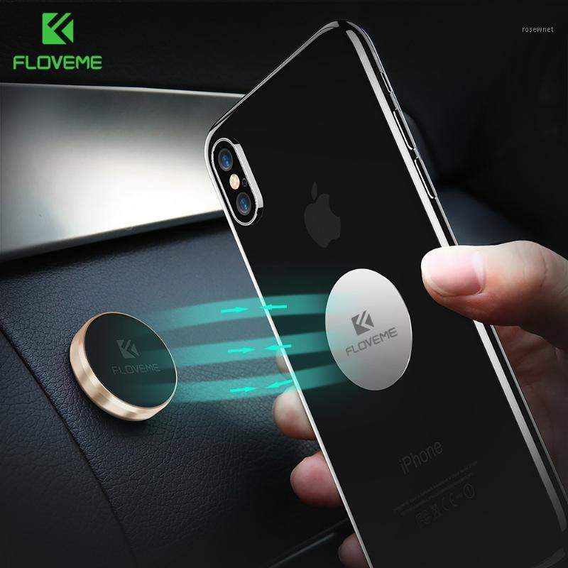 Flove Universal Magnético Escritorio de la pared móvil Soporte de teléfono móvil Stick en el tablero de instrumentos Montaje magnético Soporte para teléfonos celulares Tabletas1