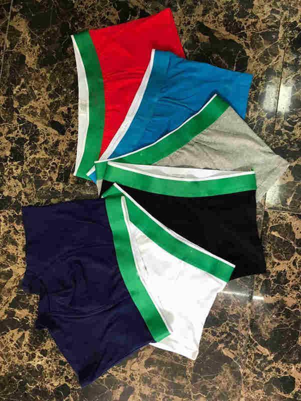 Fashionbrand Crocodile Underpant Mens Designer Underwears Boxers Luxury France Style Man Conton Crocodilo Cotton Boxer 6 colors