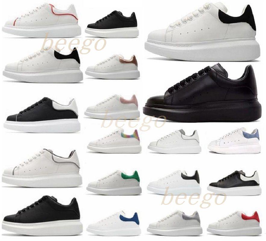 alexander mcqueen mcqueens mqueen queen MQ Homme Femmes Espadrilles Plateforme Sneaker surdimensionné Chaussures de baskets Espadrille Semelle plate Soupes occasionnelles 36-46