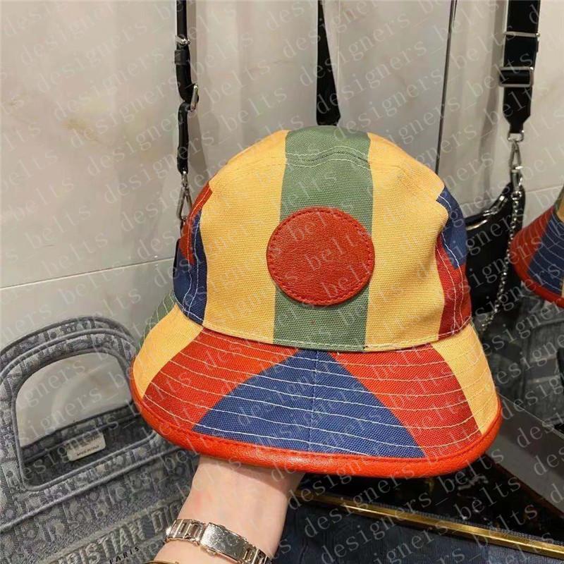 Nuevos diseñadores para hombre Bucket Hat Fashion Women Plaid Womens Bucket Sombreros Diseñador Beanie Bonnet Cap Casquette D20122301CE