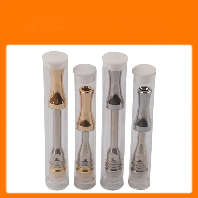 AC1003 Стеклянный распылитель с горизонтальной керамической катушкой 510 картриджи металлические капельные наконечники o ручка толстого масла мини-картографический бак