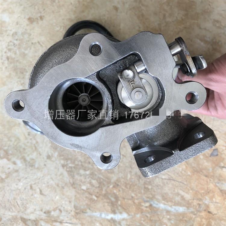 Turbo RHF3 CK41 1J700-17010 1J700-17011 1J700-17012 VB410140 Pour Tracteur Kubota Pelle industrielle moteur V2003-T 236B 1.9L