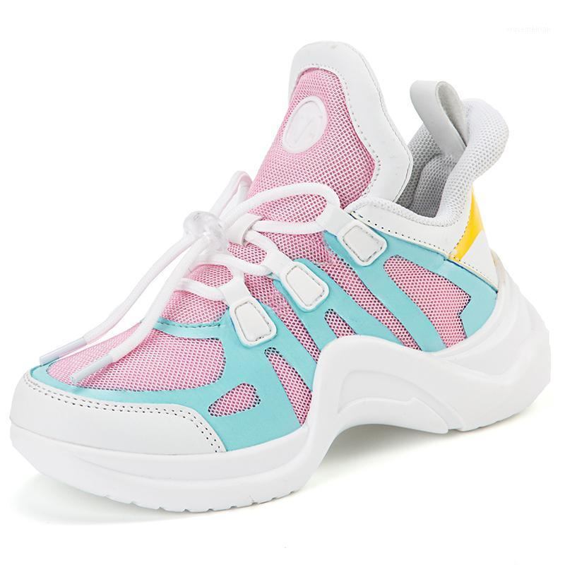 Kids Running Sneakers Spring Summer Children Sport Zapatos TENIS Infantil Boy Cesta Calzado Ligero Ligero Transpirable Pisos1