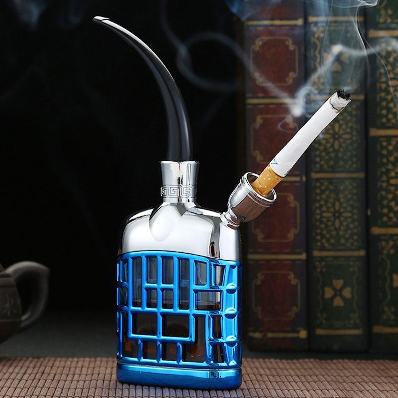 Kunststoffrohr Wasserleitungen 220g Gewicht Multifunktional Dicke Tabak / Medium Tabak / Fein Tabak / Tobaccos Vier Zweck-Tabakpfeife
