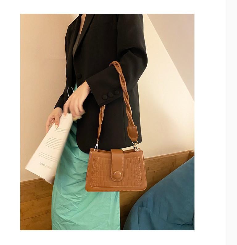 Сумка подмышки женские сумки 2020 новый маленький квадратный мешок мессенджер сумка