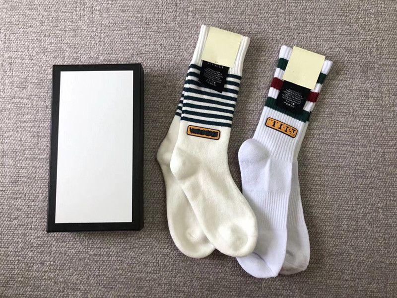 Nefes Pamuk Çorap Çorap Kadınlar Için Moda Bayanlar Kızlar Streetwear Sonbahar Kış Kalın Sıcak Spor Çorap Çorap En İyi Kalite