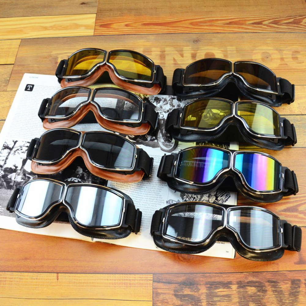 9Supplies lunettes Harley Harley Cross Country Country Country Card Rider Goggle