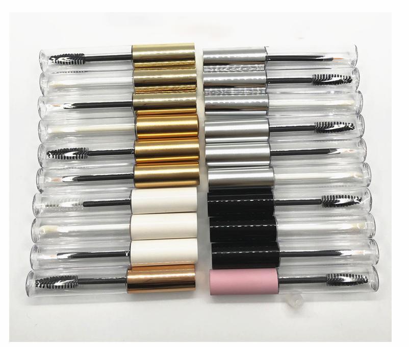 2021 Heißer Verkauf Top Mode 10 ml Nachfüllbare Mascara Leere Lip Gloss Röhrchen Wimpern Wachstum Flüssigkeit Flasche Eyeliner Tube