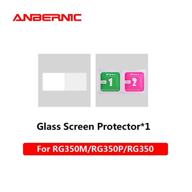 Anbernic Parts для RG350M / RG351P / RG350 / RG350P / RG280V / RG280M Универсальный стеклянный стеклянный экран Protector HD кабель ретро игра