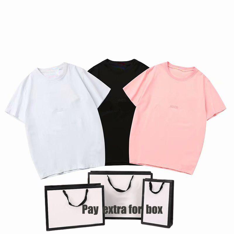 İtalya'da Yapılan Mens T-Shirt Moda Yaz T Gömlek 2020 Yeni Casual Erkek Yeni Casual Harfler Tops Nakış Çocuklar Tees Tees 2021 Yeni Asya Boyutu