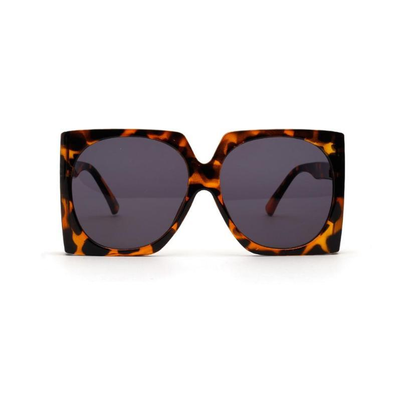 Moda Leopard Sexy 2020 Occhiali da sole UV400 Femmina Quadrato Metallo Uomo Occhiali Occhiali Shades Maschile Vintage Occhiali da donna NX DXXGQ