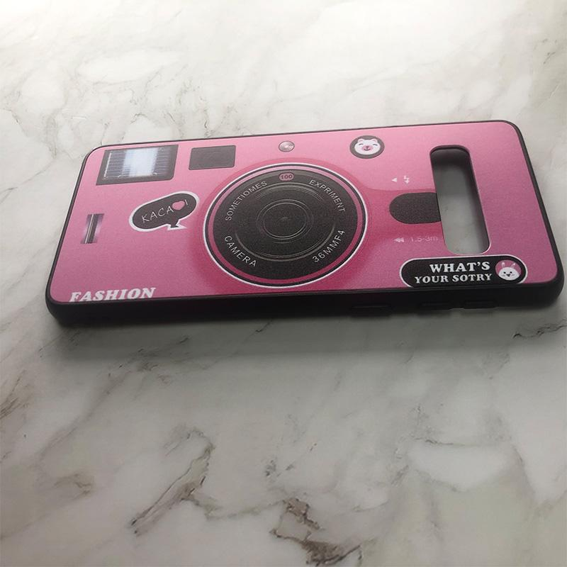 случаи дизайнер телефонов для Samsung s8 s9 s10 s11 с 20 примечанием 9 10 примечания 20 УФ печати фото панели телефона