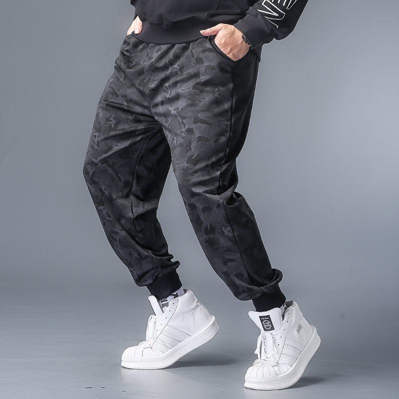 Случайные горючие брюки дышащие камуфляж для мужчин Большой размер мужские спортивные брюки спортивные длинные брюки S-4XL 5XL