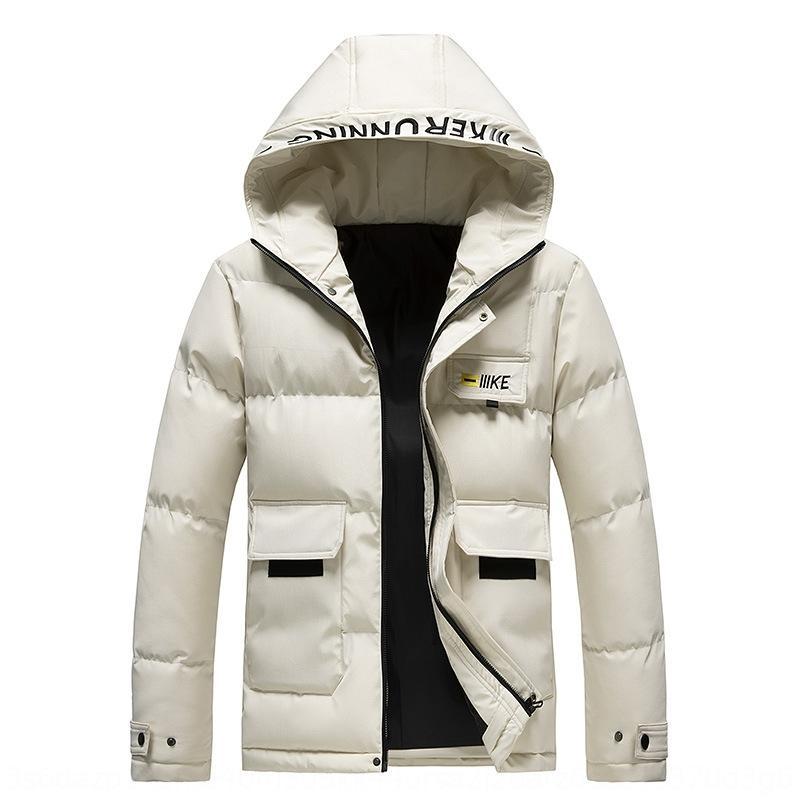NQ7K Kadın 2019 Kış C0924 Aşağı Ceket Kadınlar Uzun Coat Sıcak Parkas Kalın Miegofce Sıcak Giysi Tavşan Kürk Yaka Yüksek Kaliteli Ördek