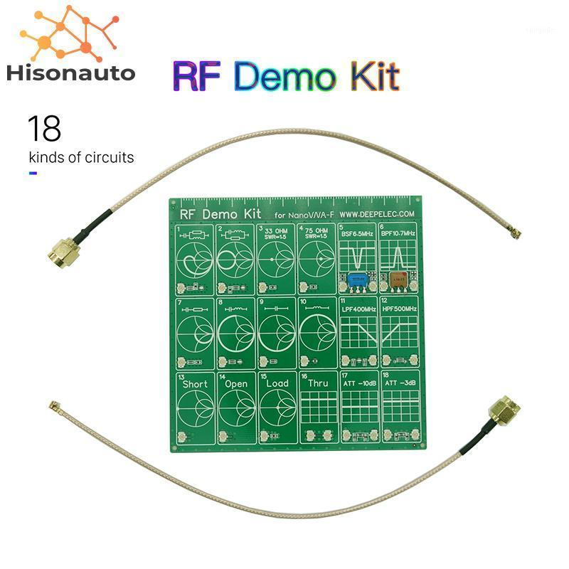 Radio Nanovna RF Test Demo Kit Векторный фильтр Attunuator для Nanovna-F H0091