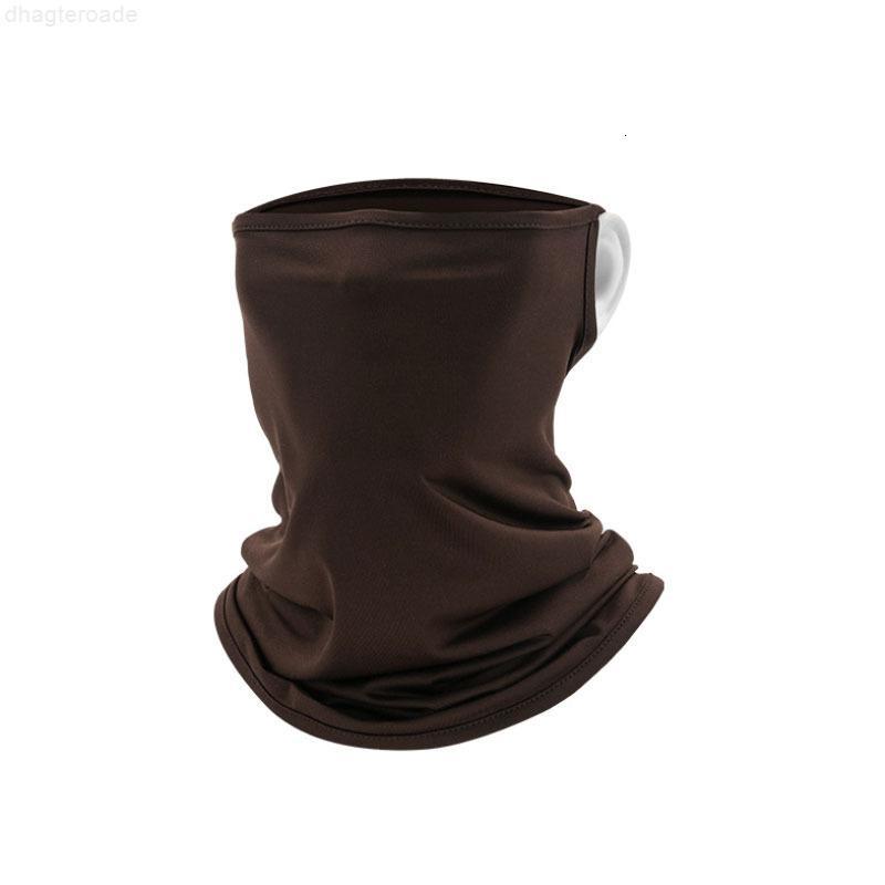 Rosto de máscara de ciclismo com cachecol de ouvido ganchos pescoço padeiro máscaras poeira à prova de proteção UV respirável para a pesca caminhando correndo