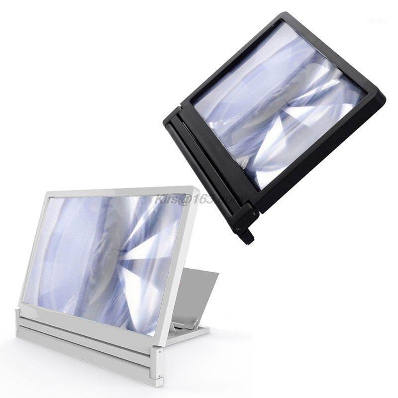 Экран высокой четкости экрана мобильного телефона Лупа петли петли увеличить подставку для смартвых мобильных телефонов1