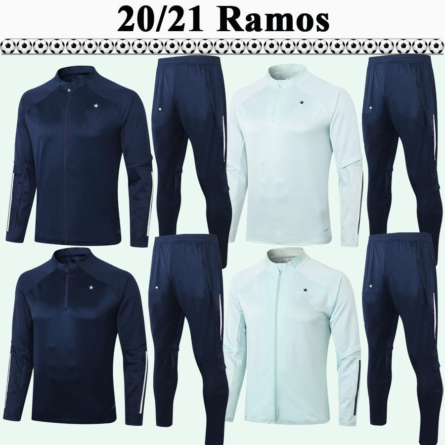 2020 A. Iniesta Jacket Top Mens Futebol Jerseys Diego Costa Espanha Sapphire Luz Azul Vermelho Tracksui Terno de Manga Longa Camisa de Futebol Fardos