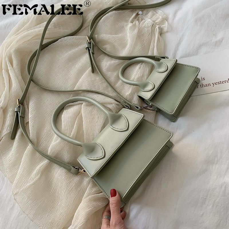 2019 مصغرة الأزياء 2 حجم الفتيات رسول مصمم فاخر لطيف السيدات حقائب crossbody المرأة الجنية المحمولة حقائب الكتف q1208
